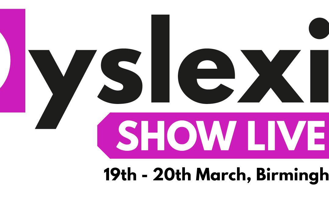 Dyslexia Show 2021 Logo