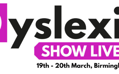 Important Announcement – New Dates for the Dyslexia Show